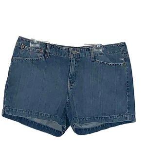 Lucky Brand Denim Shorts Womens Size 14
